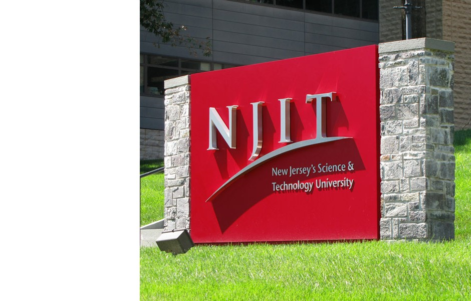NJIT Eberhardt Sign