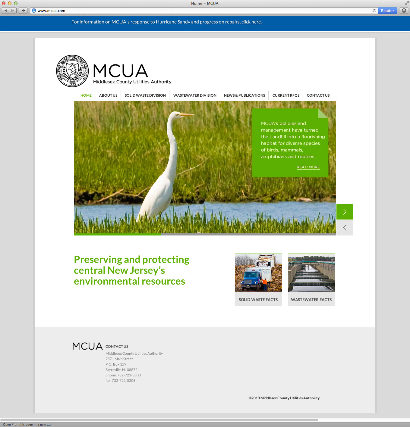 MCUA_homepage