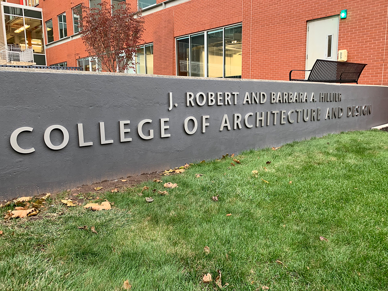 J. Robert and Barbara A. Hillier College of Architecture and Design