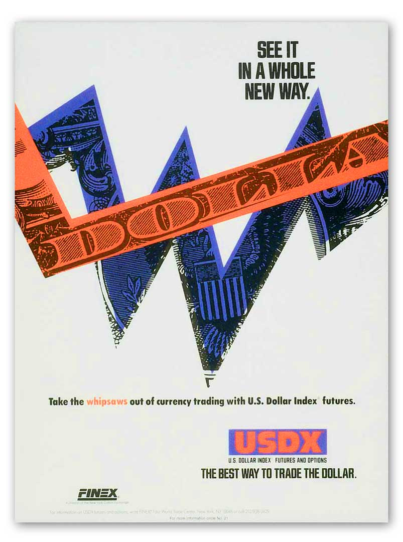 USDX-Whipsaw